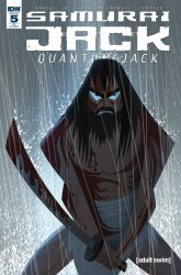 IDW Publishing's Samurai Jack: Quantum Jack Issue # 5ri