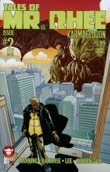 Devil's Due Publishing's The Tales of Mr. Rhee Karmageddon Issue # 2