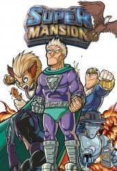 Titan Comics's Supermansion TPB # 1