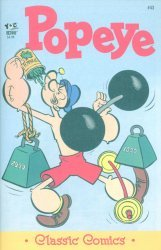 IDW Publishing's Classic Comics: Popeye Issue # 43