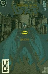 DC Comics's Batman: Shadow of the Bat Issue # 35c