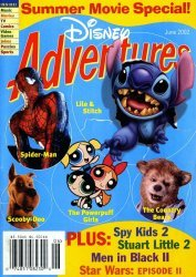 Disney Comics's Disney Adventures Issue V12-7