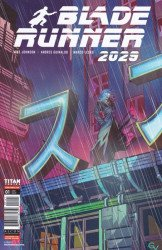Titan Comics's Blade Runner 2029 Issue # 1d
