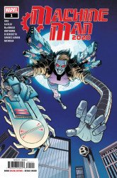 Marvel Comics's Machine Man 2020 Issue # 1