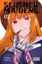 Yen Press's Slasher Maidens Soft Cover # 2