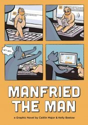 Quirk Books's Manfried The Man Soft Cover # 1