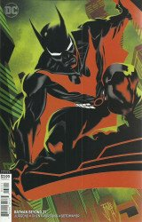 DC Comics's Batman Beyond Issue # 37b