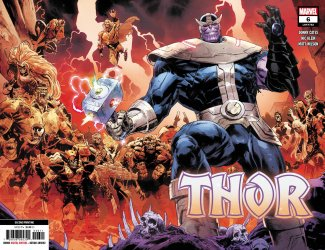 Marvel Comics's Thor Issue # 6 - 2nd print