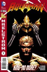 DC Comics's Aquaman Issue # 35