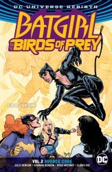 DC Comics's Batgirl and the Birds of Prey TPB # 2