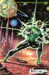 DC Comics's Green Lantern: Season Two Issue # 3b