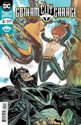 DC Comics's Gotham City Garage Issue # 5