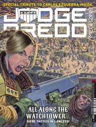 Rebellion's Judge Dredd: Megazine Issue # 402