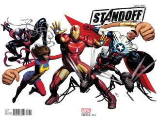 Marvel's Avengers Standoff: Assault on Pleasant Hill - Omega Issue # 1c