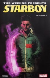 Marvel Comics's Weeknd Presents Starboy Issue # 1b
