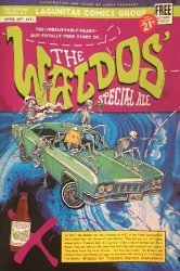 Lagunitas Comics Group's The Waldos' Special Ale Issue nn