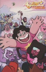 KaBOOM!'s Steven Universe and the Crystal Gems Issue # 4c