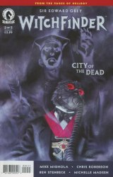 Dark Horse's Witchfinder: City of the Dead Issue # 2