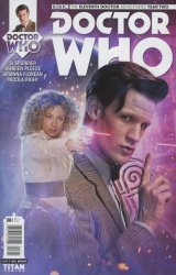 Titan Comics's Doctor Who: 11th Doctor - Year Two Issue # 8b