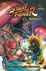UDON Entertainment's Street Fighter Classic TPB # 2