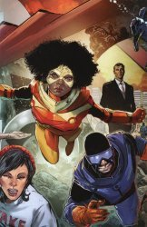 Lion Forge Comics's Catalyst Prime: Superb Issue # 1d