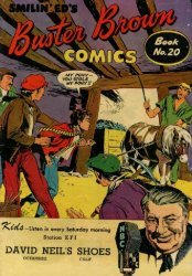 Buster Brown Shoes's Buster Brown Comics Issue # 20david neils