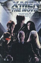 Marvel Comics's X-Men: The Movie TPB # 1b