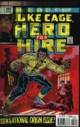 Marvel Comics's Luke Cage Issue # 166c
