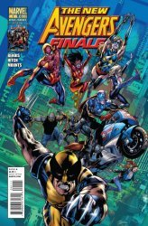 Marvel Comics's The New Avengers: Finale Issue # 1