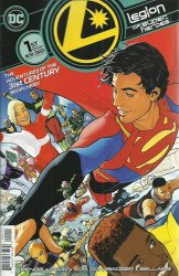 DC Comics's Legion of Super-Heroes Issue # 1