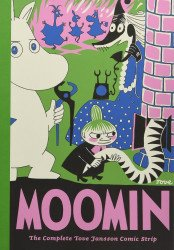 Drawn and Quarterly's Moomin: The Complete Tove Jansson Comic Strip Hard Cover # 2