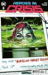 DC Comics's Heroes in Crisis Issue # 8b