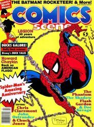 Starlog Group's Comics Scene Issue # 2
