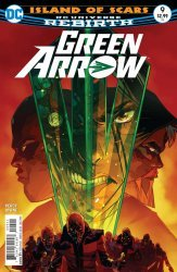 DC Comics's Green Arrow Issue # 9