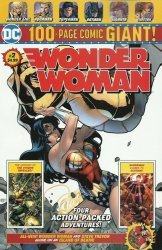 DC Comics's Wonder Woman Giant Giant Size # 2