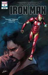 Marvel Comics's Tony Stark: Iron Man Issue # 1y