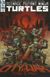 IDW Publishing's Teenage Mutant Ninja Turtles Issue # 100