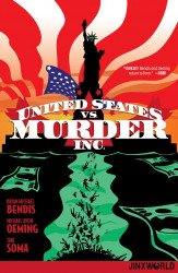 Jinxworld's United States vs Murder Inc. TPB # 1