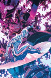 Marvel Comics's Silver Surfer: Black Issue # 1f