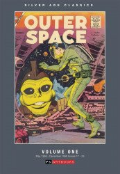 PS Artbooks's Silver Age Classics: Outer Space Hard Cover # 1