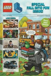 LEGO Systems's LEGO Life Magazine Special sep/oct 2020