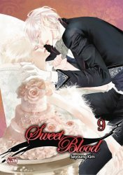 Netcomics's Sweet Blood Soft Cover # 9