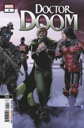 Marvel Comics's Doctor Doom Issue # 2 - 2nd print
