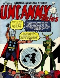 Alan Class & Company's Uncanny Tales Issue # 26