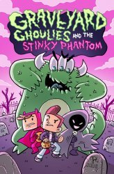 Derek Hunter's Graveyard Ghoulies and the Stinky Phantom Issue ashcan