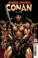 Marvel Comics's Savage Sword Of Conan Issue # 8b