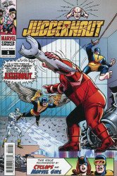 Marvel Comics's Juggernaut Issue # 1d