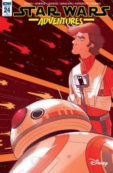 IDW Publishing's Star Wars Adventures Issue # 24ri
