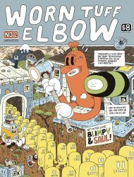 No World Books's Worn Tuff Elbow Issue # 2