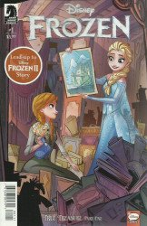 Dark Horse Comics's Disney Frozen: True Treasure Issue # 1